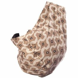 Rockin Baby The Ground Beneath Her - Reversible Pouch