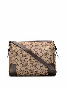 Céline Pre-Owned horse carriage pattern shoulder bag - Brown