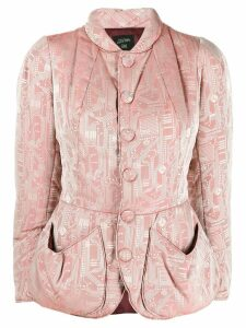 Jean Paul Gaultier Pre-Owned 1995 Puffer jacket - Pink