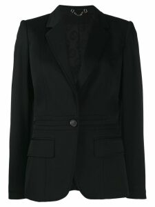 Gucci Pre-Owned 2000's fitted waist blazer - Black