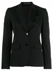 Gucci Pre-Owned 2000's fitted blazer - Black