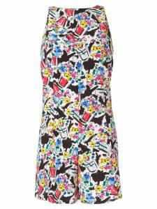 Fendi Pre-Owned Sleeveless One piece Dresses - Multicolour
