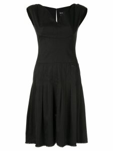 Chanel Pre-Owned Sleeveless One piece Dress - Black