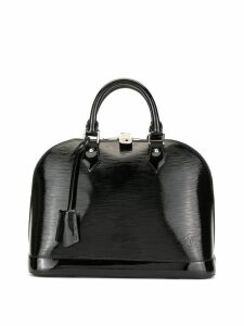 Louis Vuitton Pre-Owned Alma PM Hand Bag - Black