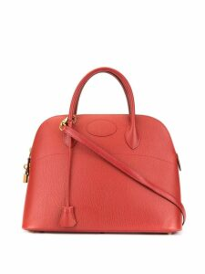 Hermès Pre-Owned Bolide 35 2way bag - Red