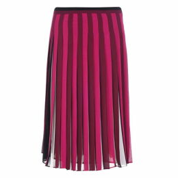 MICHAEL Michael Kors Stripe Skirt