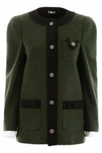 Miu Miu Loden Jacket