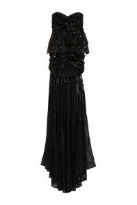 The Attico Sequined Dress