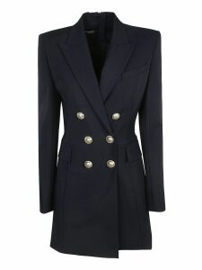 Balmain Double Breasted Buttoned Blazer