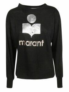 Isabel Marant Logo Long-sleeved T-shirt