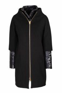 Herno long coat