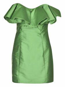 The Attico Double Taffetas Dress