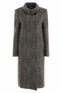 Stella McCartney Chevron Coat