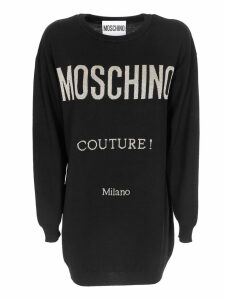 Moschino Couture! Sweater Dress