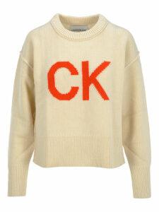 Calvin Klein Jeans Logo Knit Jumper