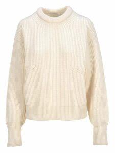 Chloe Round Neck Knit Sweater