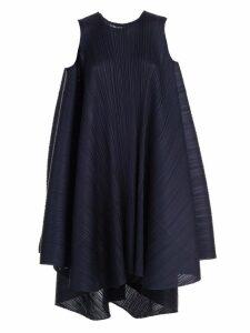 Pleats Please Issey Miyake Dress W/s Crew Neck