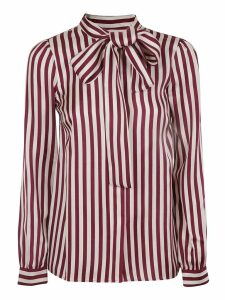 Michael Kors Striped Blouse