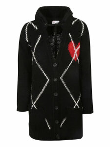 RED Valentino Knitted Cardigan
