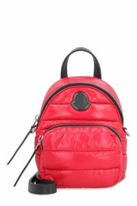 Moncler Kilia Quilted Nylon Crossbody Bag