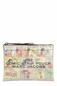 Marc Jacobs Printed Flat Pouch