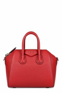 Givenchy Antigona Leather Mini Crossbody Bag