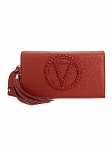 Lena Leather Crossbody Bag