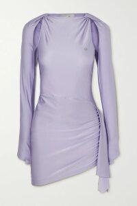 Paco Rabanne - Sparkle 1969 Mini Sequined Satin Shoulder Bag - Pink