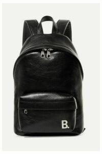 Balenciaga - Xxs Leather Backpack - Black