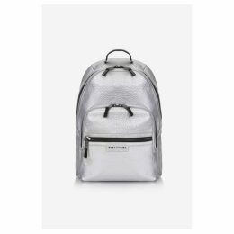 Tiba + Marl Elwood Backpack Silver