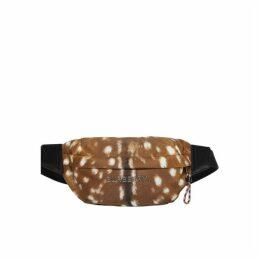 Burberry Medium Deer Print Bum Bag