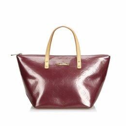 Louis Vuitton Purple Vernis Bellevue Pm Handbag