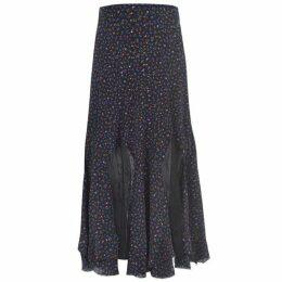 McQ Alexander McQueen Panelled Skirt