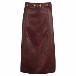 Gucci Midi Length Skirt