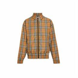Burberry Vintage Check Lightweight Jacket