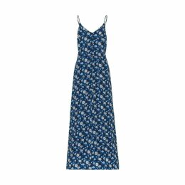 Ivy & Oak Maxi Dress With Floral Print