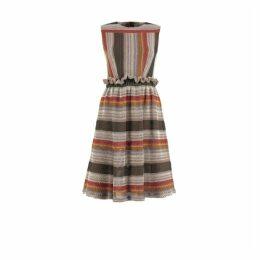 Edeline Lee Plie Dress