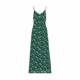 Ivy & Oak Maxi Dress With Floral Print