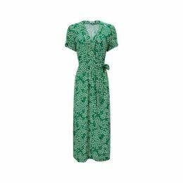 Jigsaw Star Daisy Tea Dress