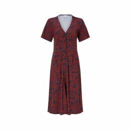 Jigsaw Star Daisy Jersey Tea Dress