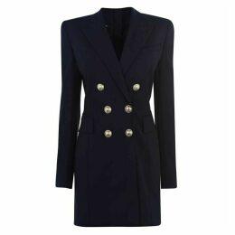 Balmain Jacket Button Dress