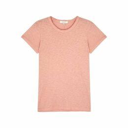 Rag & Bone The Tee Rose Pima Cotton T-shirt