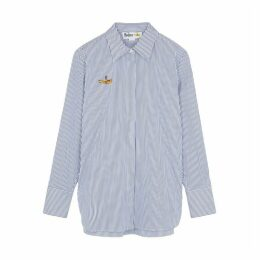 Stella McCartney X The Beatles Striped Cotton Shirt