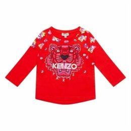 Kenzo Red Tiger Top Red 4yr - 2yr