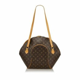 Louis Vuitton Brown Monogram Ellipse Shopper