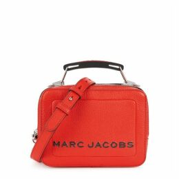 Marc Jacobs The Box 20 Leather Cross-body Bag