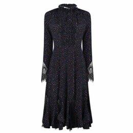 McQ Alexander McQueen Pannelled Dress