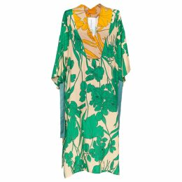 Camille Defago - Floral Jellyfish Layered Skirt