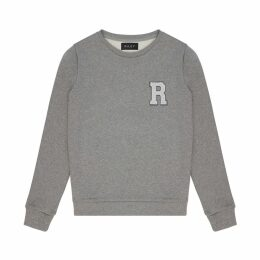 Riley Studio - Redone Sweatshirt in Grey