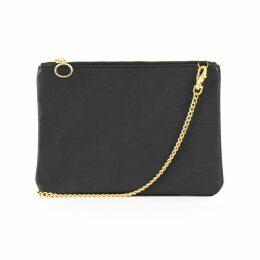 VEERO - Kaleidoscope Bag With Chain Sapphire Emerald & Citron